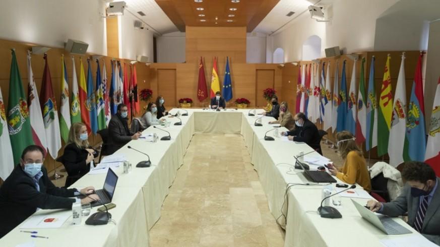 Reunión del Comité Covid-19 de este lunes