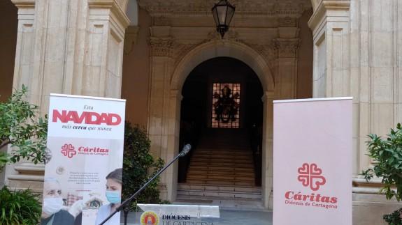 Campaña de Navidad-2020 de Cáritas.ORM