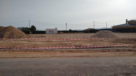 Aumenta un 30% la construcción de casas de campo en Yecla