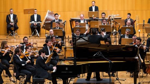 Orquesta Sinfónica de la Región de Murcia. Fuente: OSRM