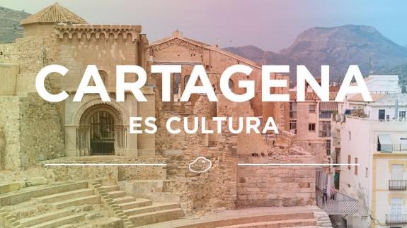 EL ROMPEOLAS. Patrimonio Cultural. El lunes empieza 'Cartagena es Cultura'