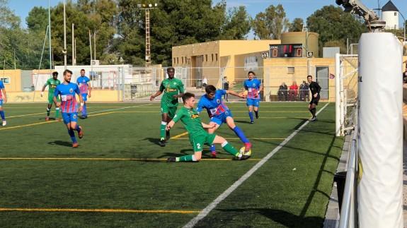 Los Garres vence a la imbatida Minerva 0-2