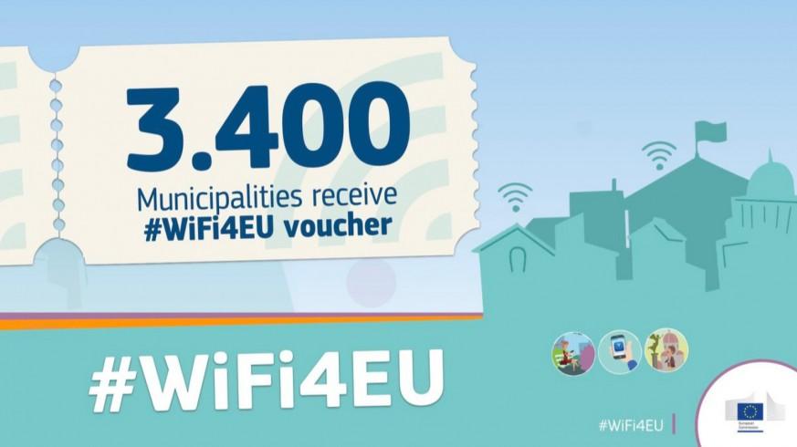 Seis municipios de la Región tendrán wifi gratis gracias a la UE