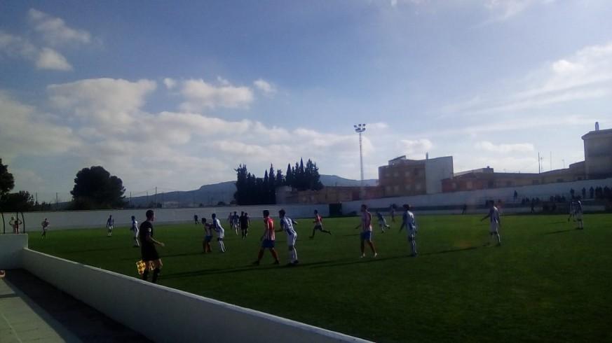 Tablas entre Muleño y Estudiantes|1-1