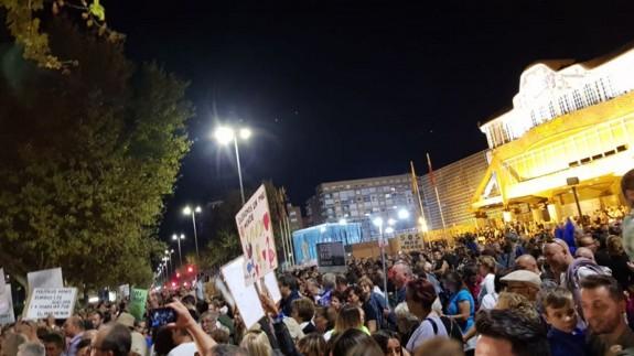 GALERÍA | Manifestación #SOSMarMenor en Cartagena