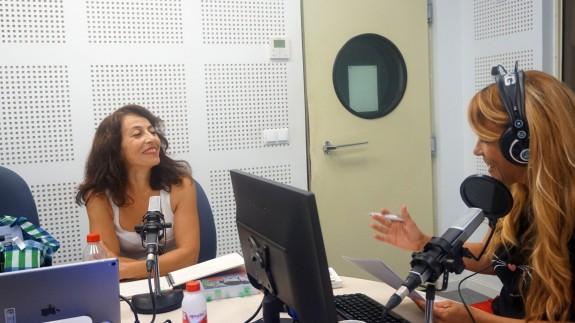 Ángeles Carnacea, delegada en la Región de la asociación Solidarios para el desarrollo.