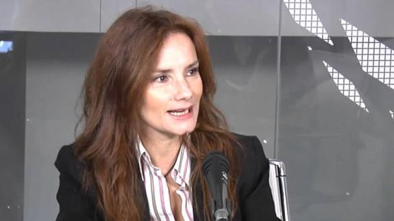 María Blanco en una imagen de archivo