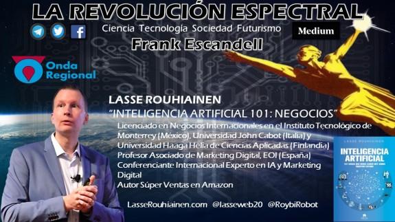 LA REVOLUCIÓN ESPECTRAL T02C006 Inteligencia Artificial e Innovación
