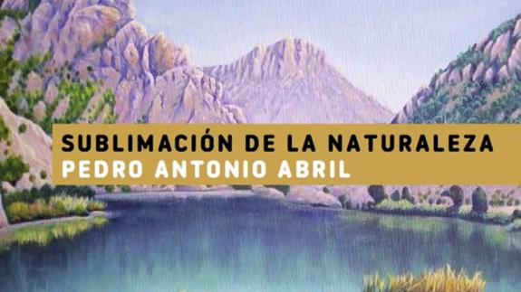 Cartel de la exposición en Calasparra (foto: CARM)