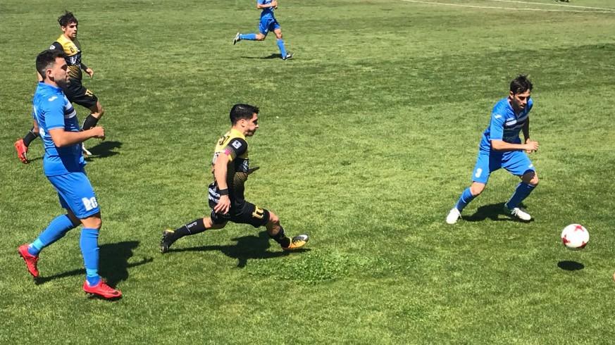 El Yeclano golea 0-5 al Bala Azul