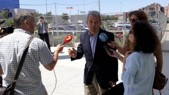 Cerdá acudió a declarar por el caso La Sal en junio del pasado año