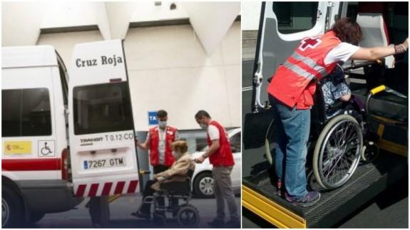 TARDE ABIERTA. Cruz Roja de Lorca facilitará el traslado de mayores para la vacunación