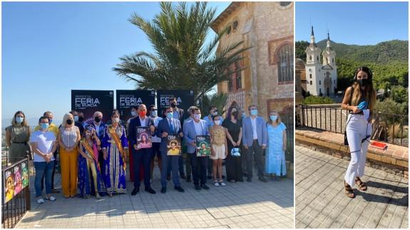 Acto de presentación del cartel de la Feria de Murcia 2021. FOTOS: Blanca Casanova