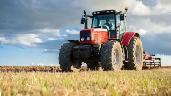 Tractor (archivo). EP