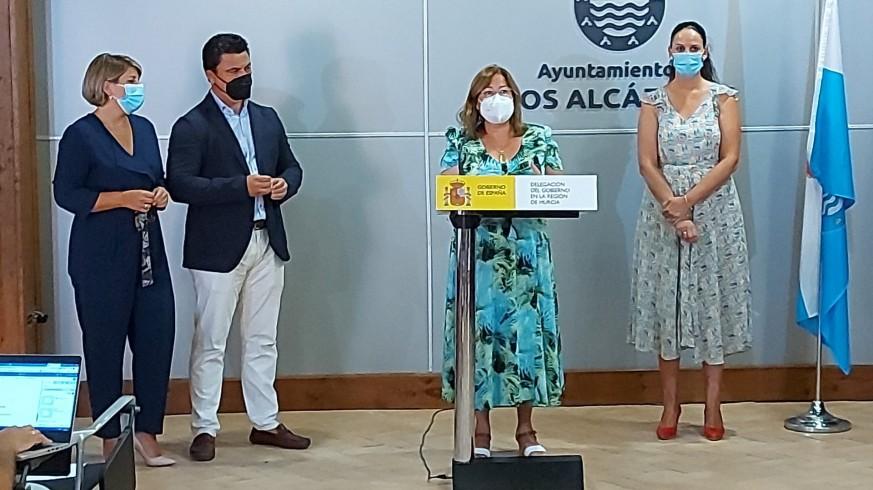 """La ministra Teresa Ribera considera el proyecto Vertido Cero """"desfasado"""""""