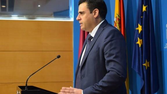 Alejandro Zamora, director general del SEF
