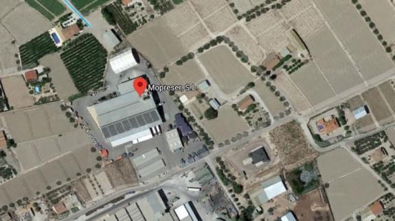 Un positivo en COVID-19 en una empresa agrícola de Lorca, que ha parado la actividad por precaución