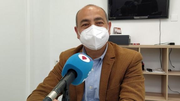 Jesús Verdú, concejal Yecla. CARMEN ORTÍN