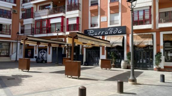Restaurantes en la ciudad de Murcia. Foto: ORM