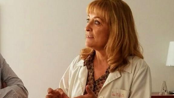 María Dolores Chirlaque