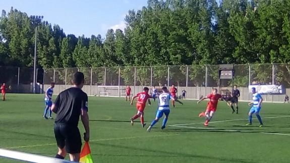 El Plus Ultra vence al Racing Murcia y jugará frente al Abarán la final del ascenso a 3ª