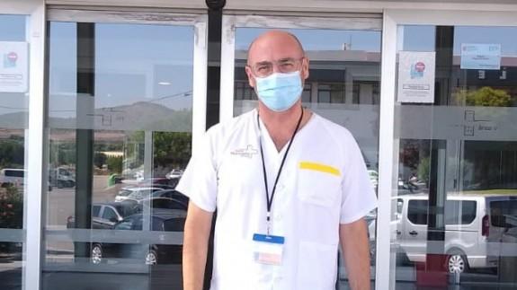 Franciso Ponce, director médico del Área V del Servicio Murciano de Salud