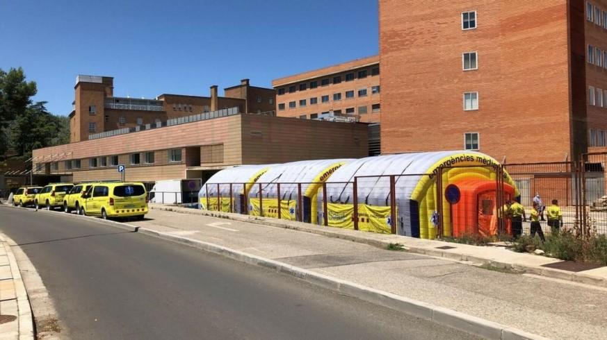 Ordenan el confinamiento de la comarca del Segrià en Lleida por el aumento de contagios