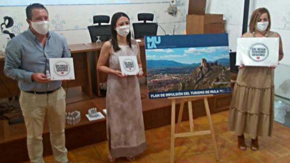 EL ROMPEOLAS. Campaña 'En Mula, turismo seguro'