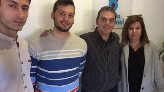 """VIVA LA RADIO. Talento emprendedor. Herga Energy, tecnología revolucionaria en eficiencia energética """"made in Murcia"""""""