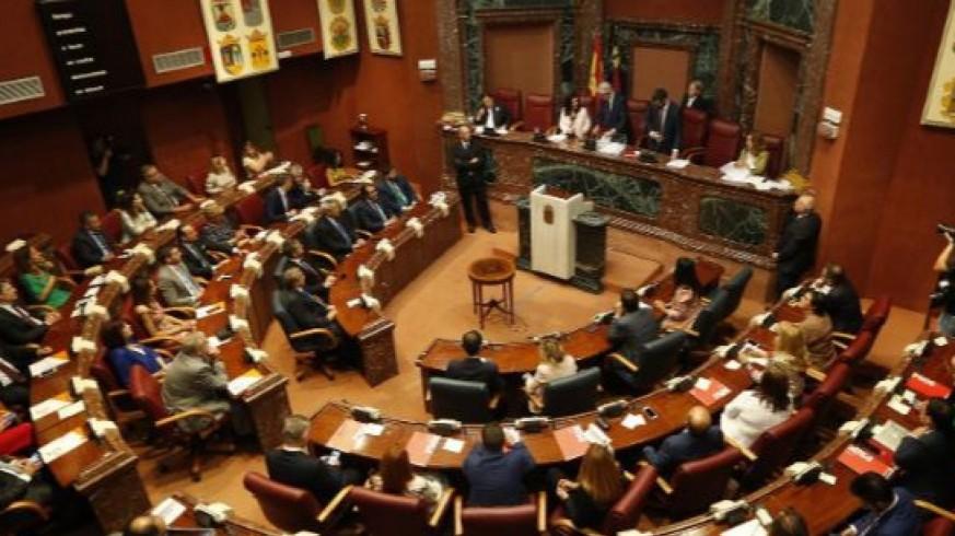 Archivo. Asamblea Regional
