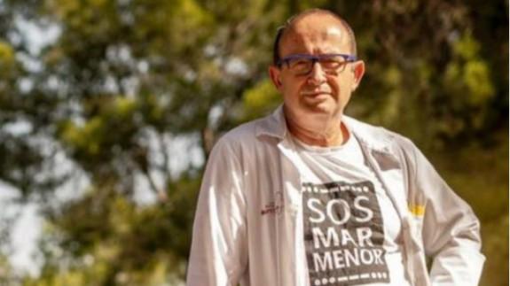 Juan Antonio Ortega, Jefe de la Unidad de Salud Ambiental Pediátrica de La Arrixaca