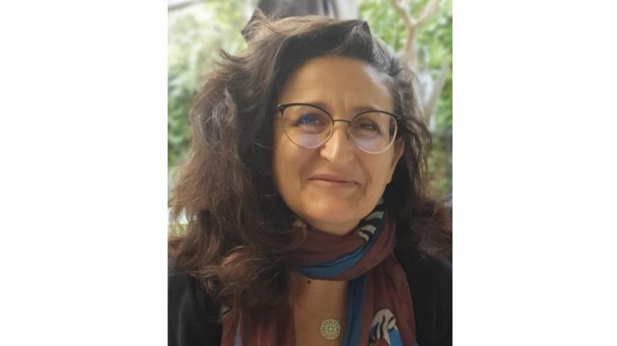 Jessica, profesora de español en un instituto de Niza, en Francia