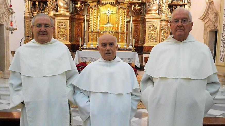 Frailes dominicos