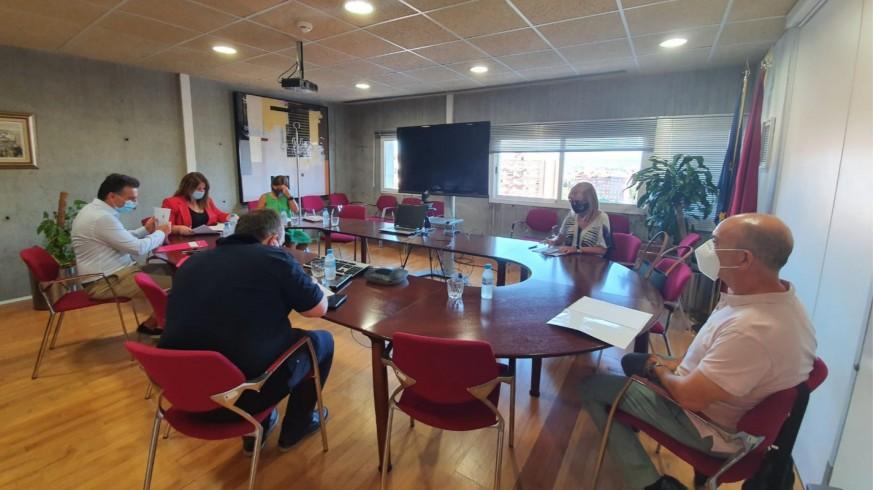 Reuniones de la consejera de Educación con representantes de la comunidad educativa