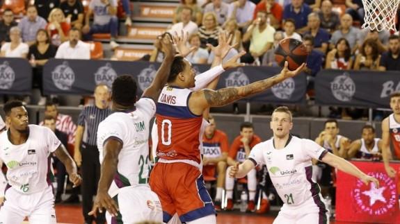 El UCAM Murcia ficha al escolta Jordan Davis