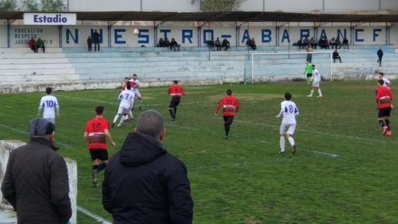 El Cieza pierde 0-1 ante el Pinatar