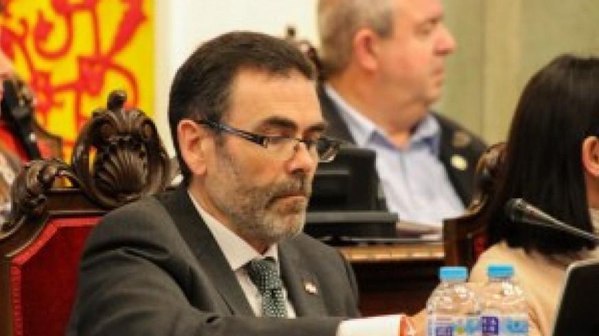 José López, de MC Cartagena, protagoniza un altercado con el Jefe de Infraestructuras del Ayuntamiento, que ha terminado en el hospital