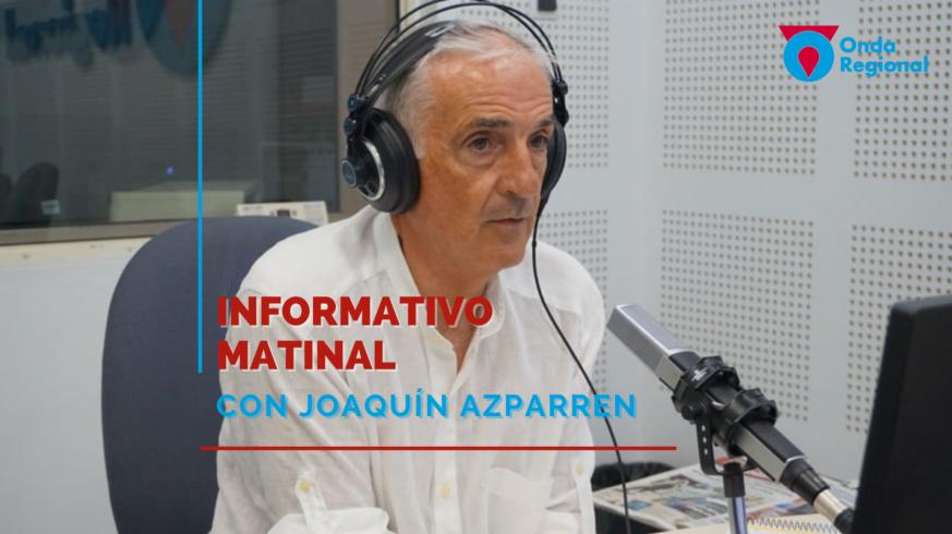 REGIÓN DE MURCIA NOTICIAS (MATINAL) 20/07/2021