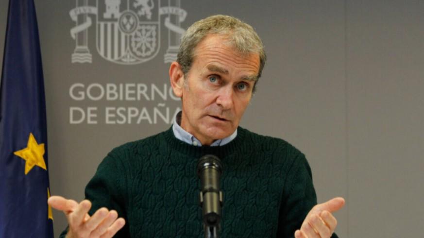 El director del Centro de Coordinación de Alertas y Emergencias Sanitarias, Fernando Simón (archivo). EUROPA PRESS
