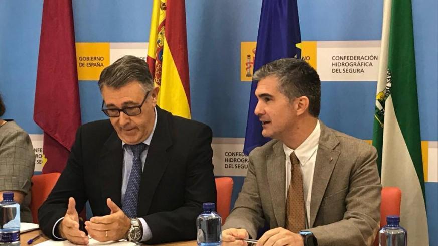 Mario Urrea y Miguel Ángel del Amor. ORM