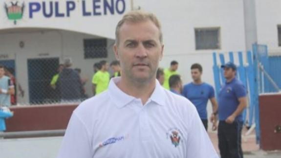 """Sebas López: """"El Pulpileño tiene una ocasión muy ilusionante de ascender""""."""