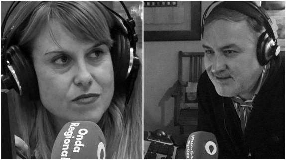 Lucía Hernández y Alfonso Martínez