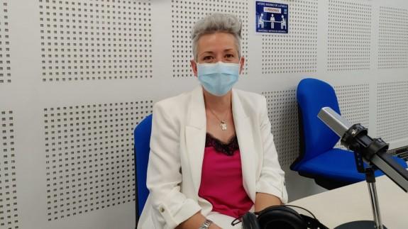Verónica Sánchez en ORM