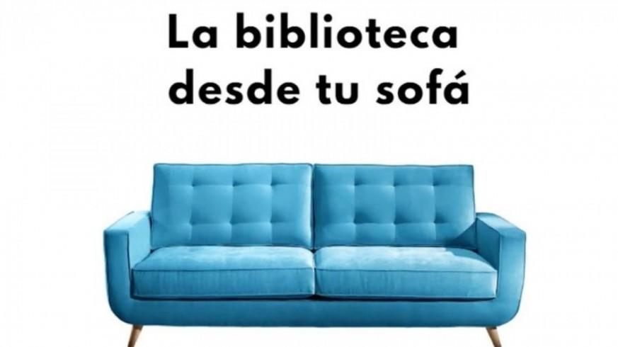 EL MIRADOR. La biblioteca desde tu sofá