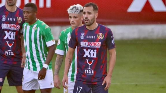 """Ayoze Placeres: """"Yeclano y Lorca necesitamos los puntos de este domingo como el comer"""""""