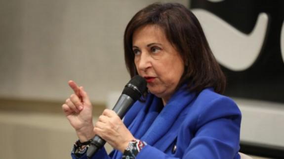 Margarita Robles (archivo). EP
