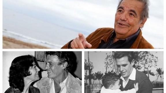 """MIRANDO AL MAR. Benito Rabal: """"Más que un padre, era un compañero de trabajo y un íntimo amigo"""""""