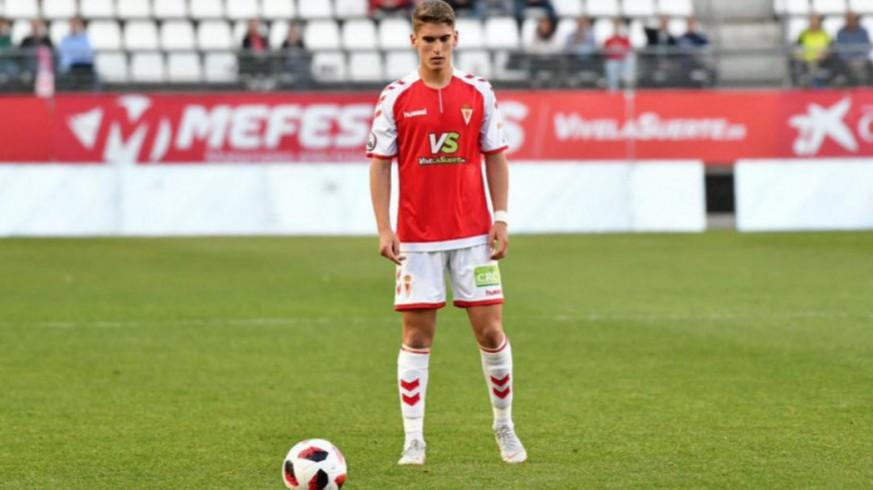 Josema no inicia la pretemporada con el Real Murcia y se marcha al Espanyol