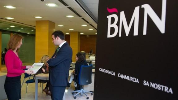 Oficina comercial de BMN