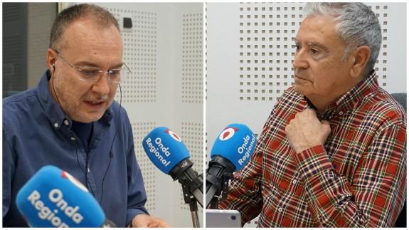 Jacinto Nicolás y Enrique Nieto